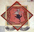 Villa pecori giraldi, sala degli stemmi di pietro alessio chini e dei suoi figli e nipoti, stemma bartolini.jpg