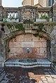 Villach Innenstadt Kirchenplatz Rauter-Brunnen 07082015 6562.jpg