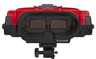 Virtual Boy - The screens of the Virtual Boy