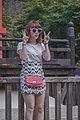 Visiting Kiyomizu-dera Temple, Kyoto (23427424754).jpg