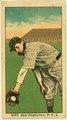 Vitt, San Francisco Team, baseball card portrait LCCN2008677342.tif