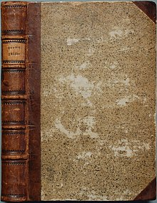 Einband des obigen Erstdrucks (Quelle: Wikimedia)