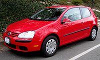 Volkswagen Golf Mk5 thumbnail