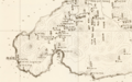 Volonteri's map of the Xin'an County, 1866 (enlarged).png