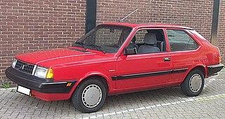 Volvo 300 Series Rear-wheel-drive small family car