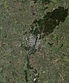 Voronezh, Russia, city and vicinities, satellite image LandSat-5, 2010-06-24.jpg