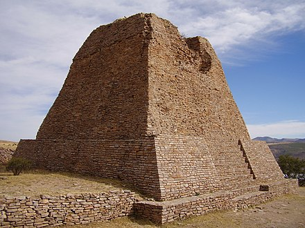 [Image: 440px-Votive_Pyramid_La_Quemada.JPG]