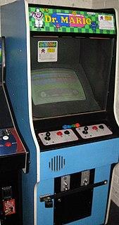 Nintendo VS. System arcade cabinet series