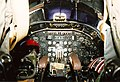 Vulcan instruments, ejection seats, sticks, throttles; flash Fuzzy (4527352739).jpg