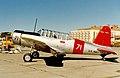 Vultee SNV-1 (civilian warbird) (4677234137).jpg