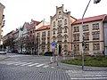 Vyšehradská radnice a Vratislavova ulice.jpg