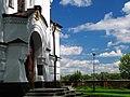 Włodawa cerkiew prawosławna p.w. Narodzenia Marii, mur., 1840-1842 02 JoannaPyka.JPG