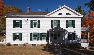 Minnesota Historical Society - Image: W.H.C. Folsom House