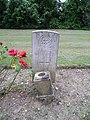 W. A. Kerridge York & Lancaster Regiment war grave Southgate Cemetery.jpg