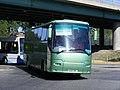 WA10 EMV Bova Futura Mainline of Gilfach Goch Paralympic games vehicle (8225411738).jpg