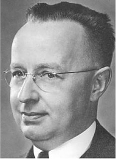 Walter A. Shewhart American statistician