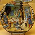 WLANL - MicheleLovesArt - Museum Boijmans Van Beuningen - Istoriato schotel, het zwaard van Damocles.jpg