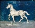 WLANL - artanonymous - Plaster Statuette of a Horse.jpg