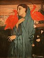 WLA metmuseum oung Woman with Ibis by Edgar Degas.jpg