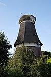 foto van De Jonge Gerrit (incomplete molen)
