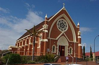 Beaconsfield, Western Australia - Image: WTF Charlie's Team Christ the King Church