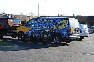 WTKA - WTKA remote van
