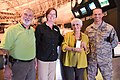 WWII bracelet reunited with owner, daugther of WWII veteran 151022-Z-XI378-010.jpg