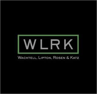 Wachtell, Lipton, Rosen & Katz