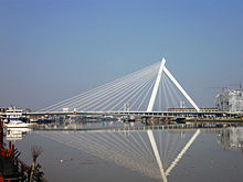 Waitan Bridge in Ningbo.jpg