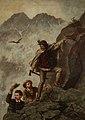 Walery Eljasz-Radzikowski - Guide and Tourists in the Tatra Mountains - MNK II-a-531 - National Museum Kraków.jpg