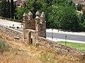 Wall detail - Toledo, Spain.JPG