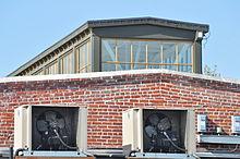 Monitor On The Whitehouse Crawford Planing Mill In Walla Walla, Washington,  U.S.