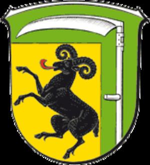 Burghaun - Image: Wappen Burghaun
