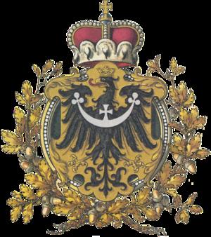 Austrian Silesia - Image: Wappen Herzogtum Schlesien