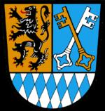Wappen von Landkreis Berchtesgadener Land