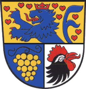 Olbersleben - Image: Wappen Olbersleben