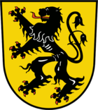 Das Wappen von Ortrand