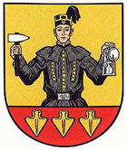 Coat of arms of the municipality of Rositz