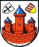 Das Wappen von Rotenburg (Wümme)