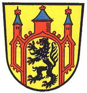 Thiersheim - Image: Wappen Thiersheim