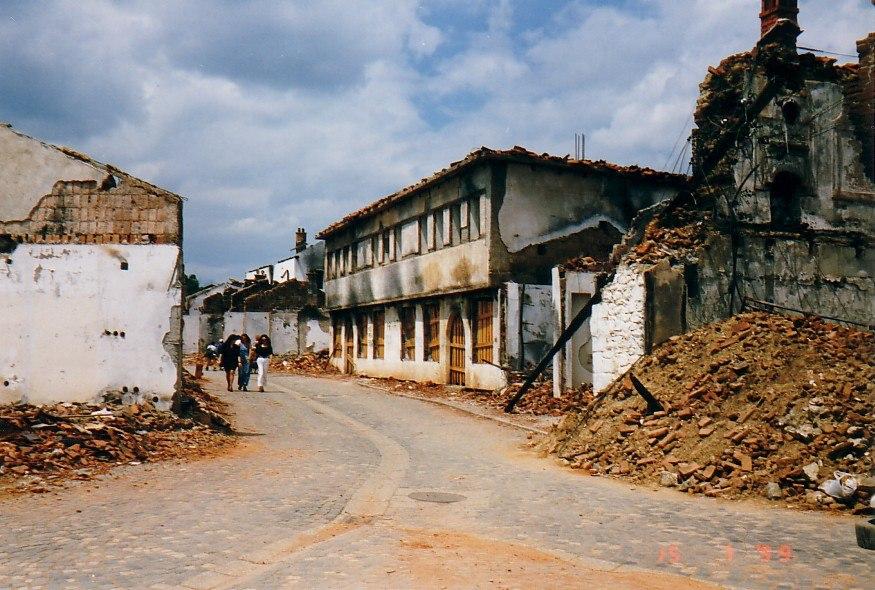 War in the balkans kosovo 1999 3