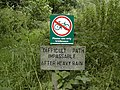 Warning sign in Dovedale - geograph.org.uk - 56126.jpg