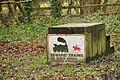 Warning sign near Boscarne Junction station (9564).jpg