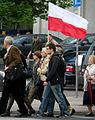 Warszawa - Przeniesienie tablicy smolenskiej 13-05-2011 (2).JPG