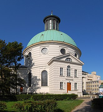 Evangelical Church of the Augsburg Confession in Poland - Holy Trinity Church, Warsaw