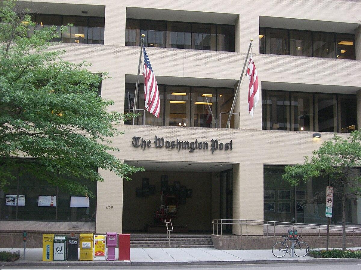 The Washington Post – Wikipedia