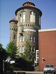 Wasserturm des Hauptbahnhofs