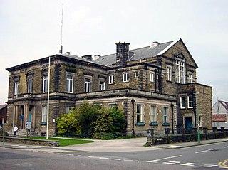 Waterloo, Merseyside area of the Metropolitan Borough of Sefton in Merseyside, England