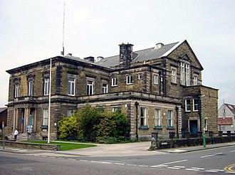 Waterloo, Merseyside - Image: Waterloo Town Hall