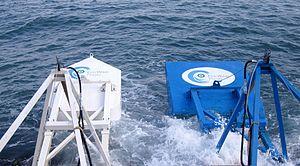 מצופים של חברת eco wave power